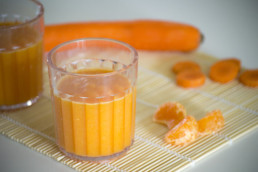 Oranje Koningsdag smoothie