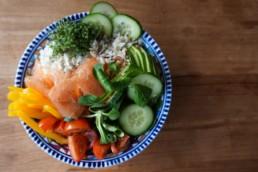 healthy zweedse plate
