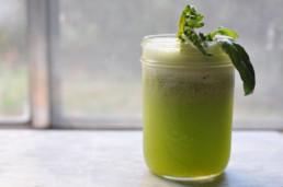 basilicum smoothie juice