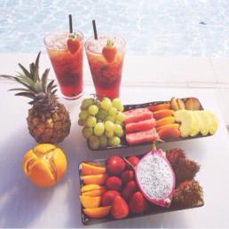 gezonde toer na vakantie