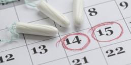 menstruatie klachten