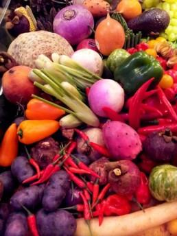 groente in de koelkast
