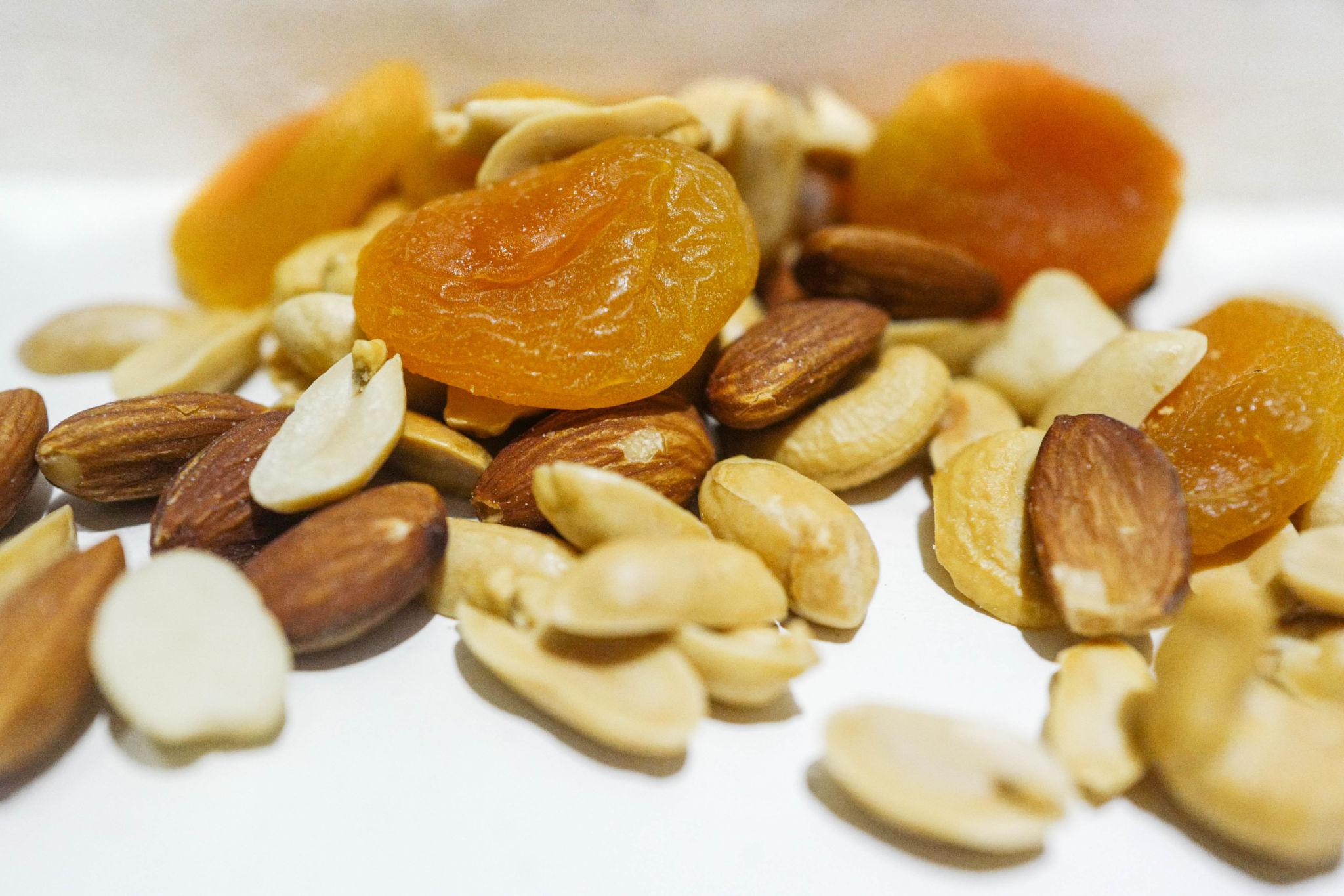 vegan reizen vitamines